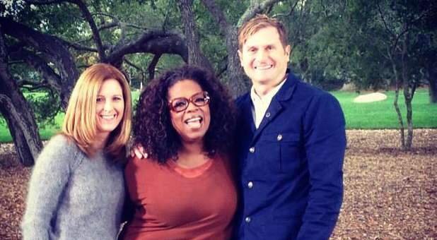 Rob Bell Trashes the Bible on Oprah