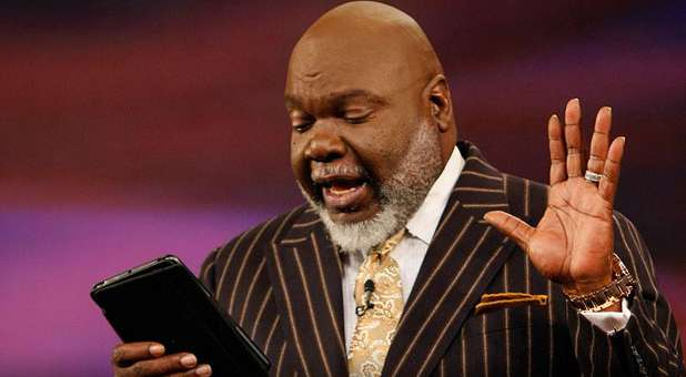 Bishop T D  Jakes 'Shocked' to Read 'Manipulation' of His 'Gay