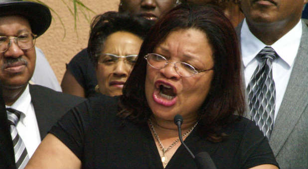 Alveda King speaks out against Planned Parenthood.