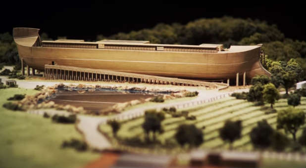 Creationist Ken Ham Goes Toe To Toe With Kentucky Over