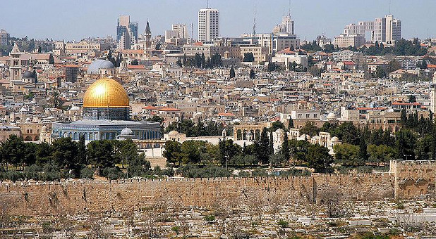 A visit to Jerusalem can take you to a place of spiritual ascent.