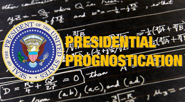 Presidential Prognostication Logo