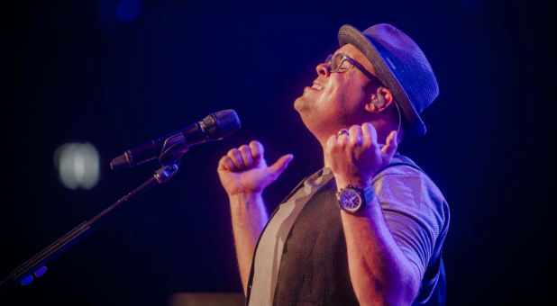 Israel Houghton of Israel & New Breed announced his divorce via social media.