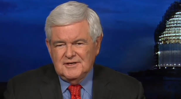 Newt Gingrich Says This Is Who 'Invented' Donald Trump ...