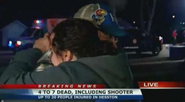 What Motivated Kansas Shooter's Deadly Rampage? — Charisma ...