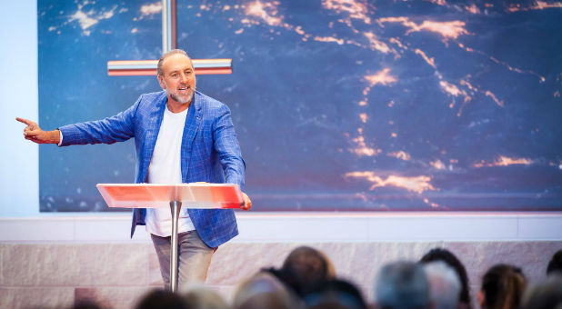 Hillsong Pastor Brian Houston