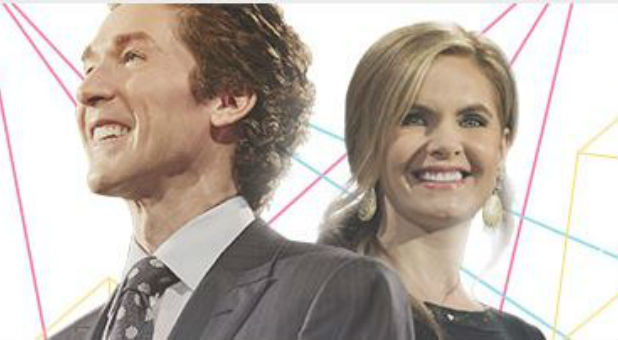 Joel Osteen says he doesn't feel like he's cheating people by not talking about hell.
