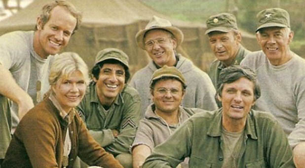 The Cast of M*A*S*H