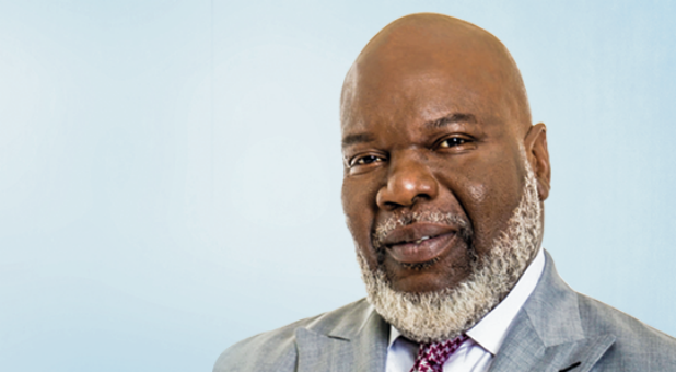 T.D. Jakes says he is grieving with the City Beautiful after the massacre.