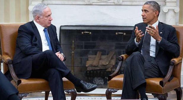 President Barack Obama has sent mixed signals to Israel and Prime Minister Benjamin Netanyahu.