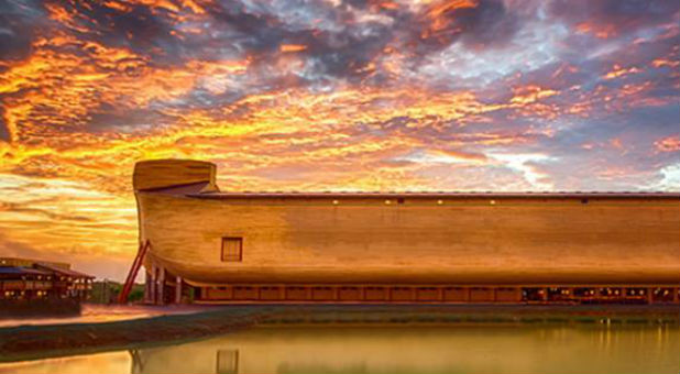 "Comfort's new film ""The Atheist Delusion"" does just that, and Ham has offered to host its worldwide premiere at the recently opened Ark Encounter in northern Kentucky."