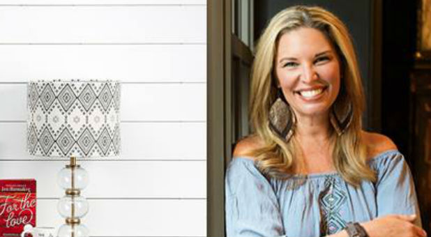 Author and speaker Jen Hatmaker
