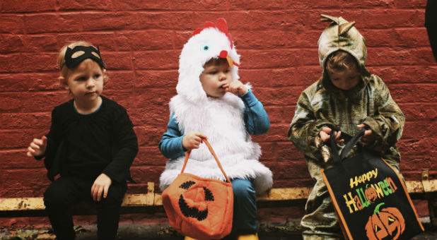 Most pastors see Halloween as an opportunity to reach out, says Scott McConnell, executive director of LifeWay Research.
