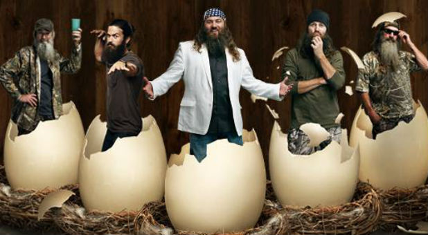 The men of 'Duck Dynasty'