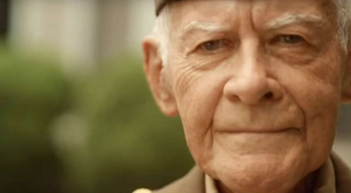 Food City put together a touching Veteran's Day ad.