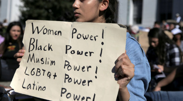Image result for racism trump protest