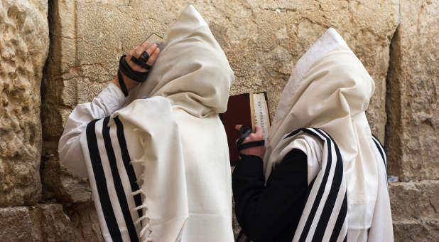 If you are going to wear a tallit, wear it in humility.