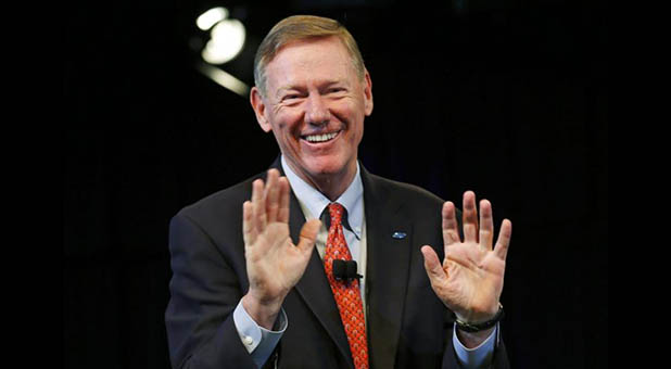 This former boeing ford ceo might be president elect for Ford motor company alan mulally