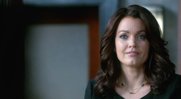 Bellamy Young as Mellie Grant in 'Scandal.'