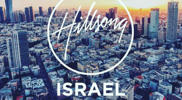 Hillsong announced plans to open a branch in Israel.