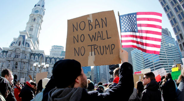 When it comes to immigration, Donald Trump is trying to do things very differently from the way Barack Obama was doing them, and that is causing a lot of chaos, pain and confusion.