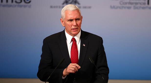 ICYMI: Vice President Pence Reassures Europe of America's ...