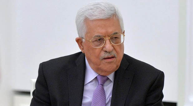 Palestinian Authority Leader Mahmoud Abbas