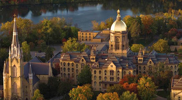 The University of Notre Dame