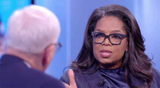When Oprah made these statements, she had to know they would create a firestorm.