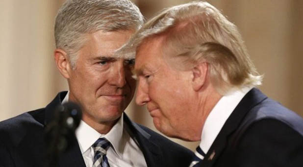 ABA Gives Neil Gorsuch Highest Possible Rating For SCOTUS