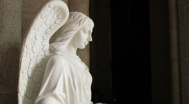 Most Americans believe in guardian angels. In fact, more than half of all adults—including 20 percent who say they are not religious—absolutely believe a guardian angel has protected them during their life. That's according to a Baylor University for Studies on Religion survey.