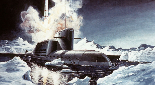 Henry Gruver's Incredible Vision of Russian Submarines Launching