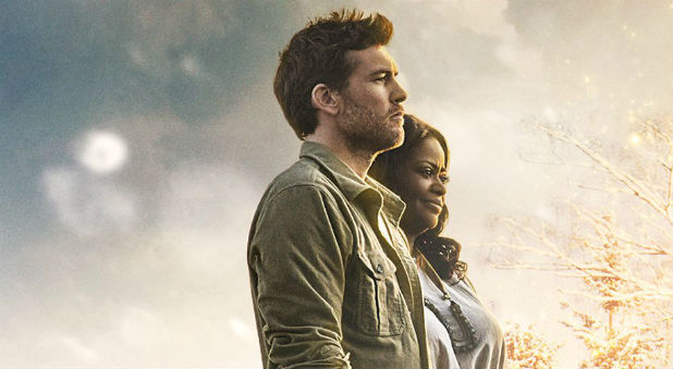 "A promotional photo for the movie '""The Shack."""
