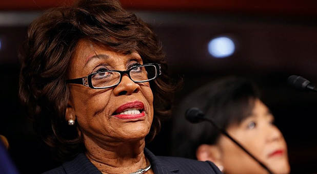 U.S. Rep. Maxine Waters (D-Calif.)