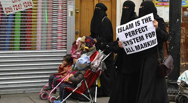 UK Islamic Law Activists