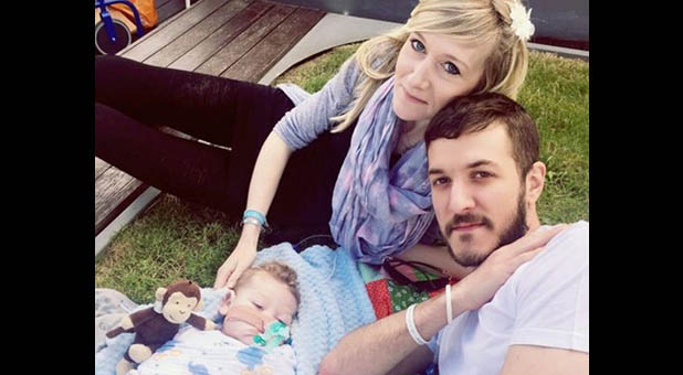 Charlie Gard and His Parents