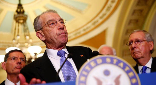 Senate Judiciary Chairman Chuck Grassley (R-Iowa)
