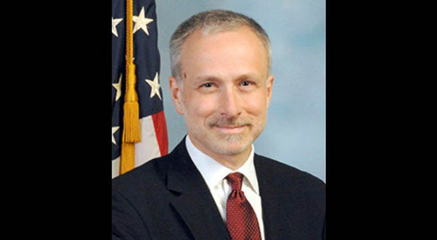 FBI General Counsel James A. Baker