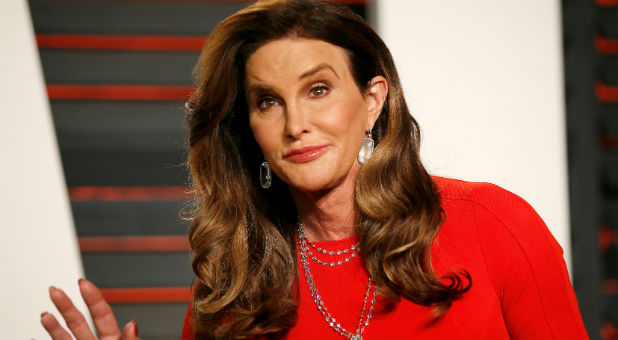 "And now, Bruce ""Caitlyn"" Jenner has announced he is exploring his political options."