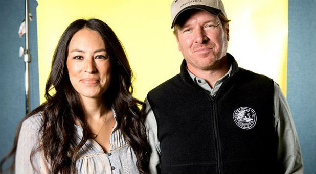 Joanna and Chip Gaines of 'Fixer Upper'