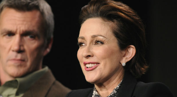 Emmy award-winning actress Patricia Heaton.