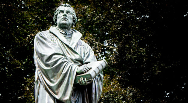 Martin Luther led the Protestant Reformation.