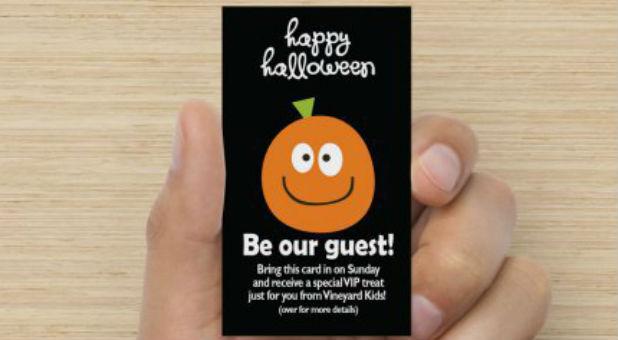 Dear Christian, Don't Waste Halloween — Charisma News