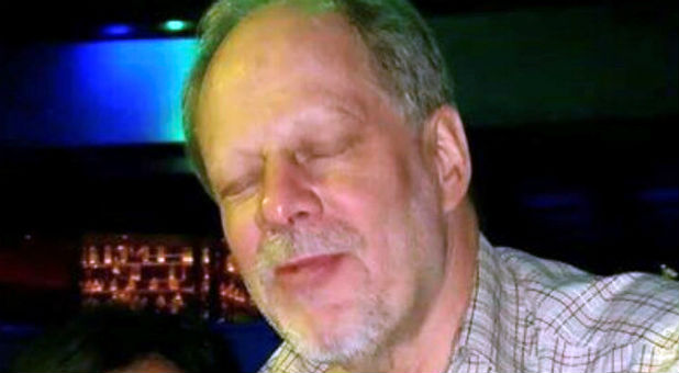 Stephen Paddock, 64, the gunman who attacked the Route 91 Harvest music festival