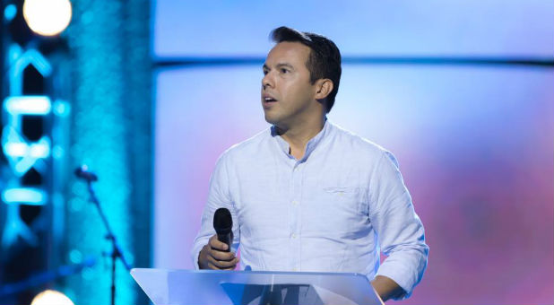 Samuel Rodriguez is the president of the National Hispanic Christian Leadership Conference.