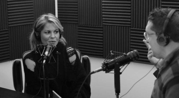 Candace Cameron Bure talks with Billy Hallowell.