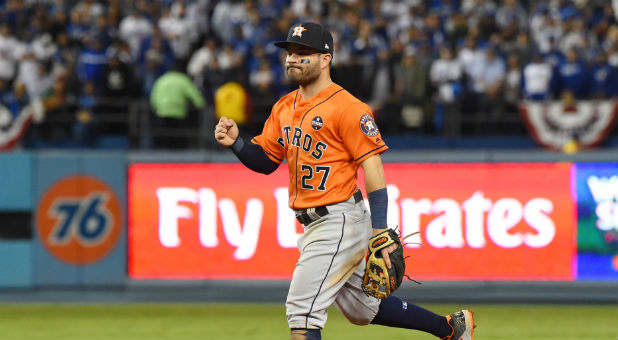 the best attitude b093a be394 World Series Game-Changer Jose Altuve: 'Live Your Life the ...