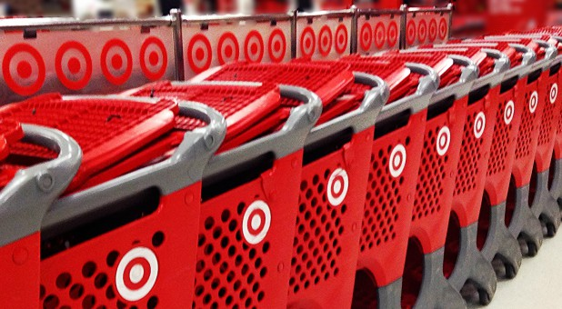 Target will be closing a dozen stores.