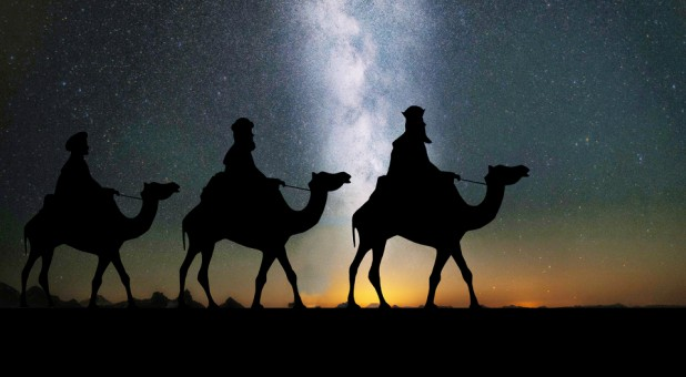 WMATA rejected an ad that featured the wise men seeking Jesus.