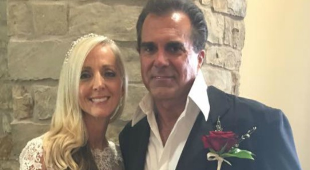 Carman and Dana Licciardello